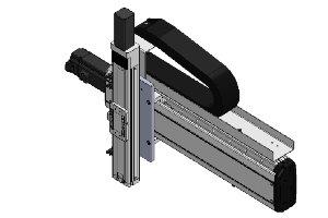 XYTHS620 X, Z Axis Ball Screw Actuator