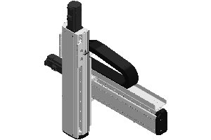 XYTHS660 X.Z Axis Ball Screw Actuator